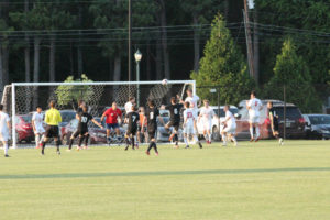 CHS Soccer Comes to an End vs Station Camp 4 - 0 5-22-19-41