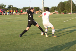 CHS Soccer Comes to an End vs Station Camp 4 - 0 5-22-19-48