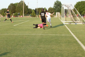 CHS Soccer Comes to an End vs Station Camp 4 - 0 5-22-19-49
