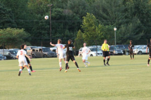 CHS Soccer Comes to an End vs Station Camp 4 - 0 5-22-19-5