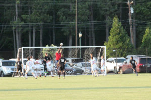 CHS Soccer Comes to an End vs Station Camp 4 - 0 5-22-19-50