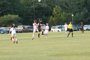 CHS Soccer Comes to an End vs Station Camp 4 - 0 5-22-19-6