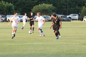 CHS Soccer Comes to an End vs Station Camp 4 - 0 5-22-19-7