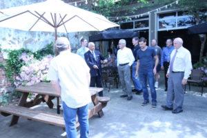 CRMC Kick Off for Restaurant Week 5-2-19-18