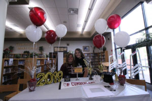 Hannah West Signs VB with Cumberland University 5-8-19-10