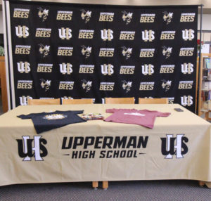 Hannah West Signs VB with Cumberland University 5-8-19-15