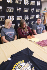 Hannah West Signs VB with Cumberland University 5-8-19-18