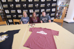 Hannah West Signs VB with Cumberland University 5-8-19-22