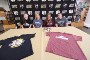 Hannah West Signs VB with Cumberland University 5-8-19-23
