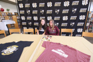 Hannah West Signs VB with Cumberland University 5-8-19-24