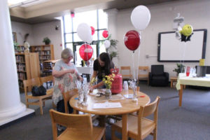 Hannah West Signs VB with Cumberland University 5-8-19-5