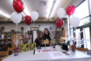 Hannah West Signs VB with Cumberland University 5-8-19-7