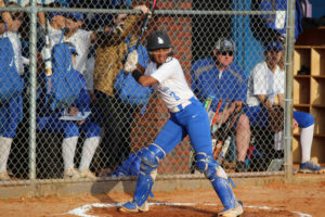 LA Softball Falls to Marion County 10 - 0 5-13-19 by Gracie-10