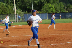 LA Softball Falls to Marion County 10 - 0 5-13-19 by Gracie-11