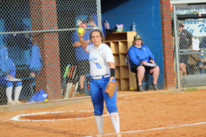 LA Softball Falls to Marion County 10 - 0 5-13-19 by Gracie-12