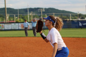 LA Softball Falls to Marion County 10 - 0 5-13-19 by Gracie-13