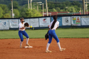 LA Softball Falls to Marion County 10 - 0 5-13-19 by Gracie-15