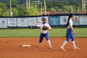 LA Softball Falls to Marion County 10 - 0 5-13-19 by Gracie-16
