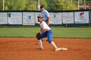 LA Softball Falls to Marion County 10 - 0 5-13-19 by Gracie-17