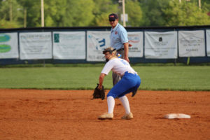 LA Softball Falls to Marion County 10 - 0 5-13-19 by Gracie-18