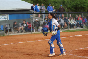 LA Softball Falls to Marion County 10 - 0 5-13-19 by Gracie-19