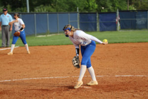 LA Softball Falls to Marion County 10 - 0 5-13-19 by Gracie-20