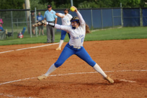 LA Softball Falls to Marion County 10 - 0 5-13-19 by Gracie-21
