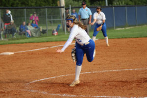 LA Softball Falls to Marion County 10 - 0 5-13-19 by Gracie-22