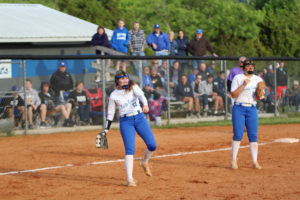 LA Softball Falls to Marion County 10 - 0 5-13-19 by Gracie-23