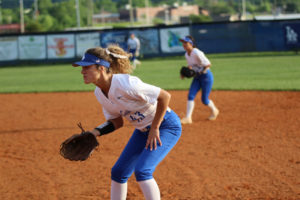 LA Softball Falls to Marion County 10 - 0 5-13-19 by Gracie-25