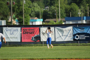 LA Softball Falls to Marion County 10 - 0 5-13-19 by Gracie-26