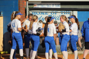 LA Softball Falls to Marion County 10 - 0 5-13-19 by Gracie-29