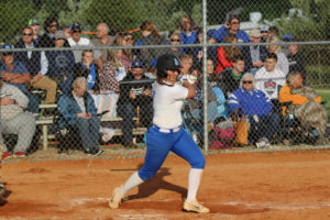 LA Softball Falls to Marion County 10 - 0 5-13-19 by Gracie-3