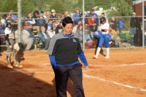 LA Softball Falls to Marion County 10 - 0 5-13-19 by Gracie-30