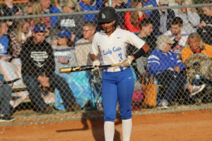 LA Softball Falls to Marion County 10 - 0 5-13-19 by Gracie-32