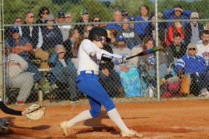LA Softball Falls to Marion County 10 - 0 5-13-19 by Gracie-38