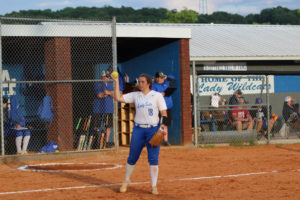 LA Softball Falls to Marion County 10 - 0 5-13-19 by Gracie-39