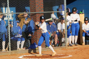 LA Softball Falls to Marion County 10 - 0 5-13-19 by Gracie-4