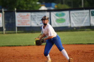 LA Softball Falls to Marion County 10 - 0 5-13-19 by Gracie-40