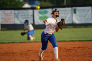 LA Softball Falls to Marion County 10 - 0 5-13-19 by Gracie-41