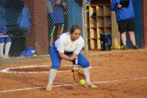 LA Softball Falls to Marion County 10 - 0 5-13-19 by Gracie-42