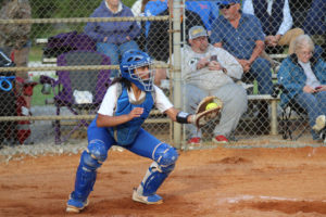 LA Softball Falls to Marion County 10 - 0 5-13-19 by Gracie-44