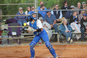 LA Softball Falls to Marion County 10 - 0 5-13-19 by Gracie-45