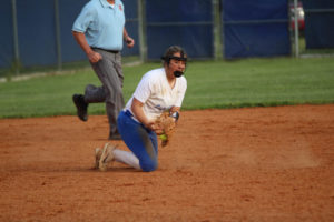 LA Softball Falls to Marion County 10 - 0 5-13-19 by Gracie-47