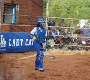LA Softball Falls to Marion County 10 - 0 5-13-19 by Gracie-49