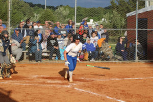 LA Softball Falls to Marion County 10 - 0 5-13-19 by Gracie-5