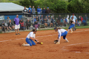 LA Softball Falls to Marion County 10 - 0 5-13-19 by Gracie-50