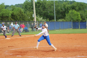 LA Softball Falls to Marion County 10 - 0 5-13-19 by Gracie-51