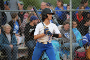 LA Softball Falls to Marion County 10 - 0 5-13-19 by Gracie-52