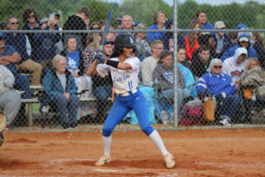 LA Softball Falls to Marion County 10 - 0 5-13-19 by Gracie-53